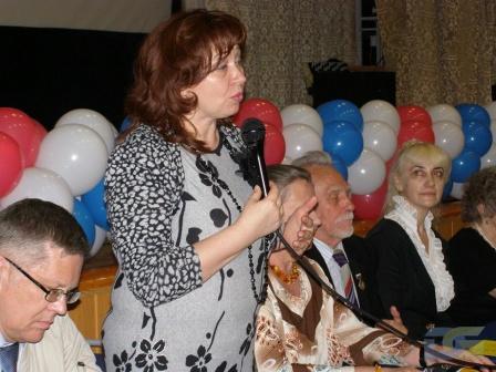 Выступление Федоровской Елены Олеговны