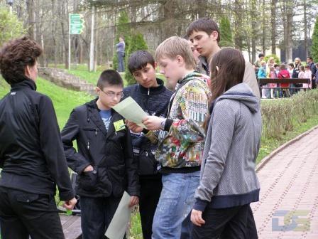 Команда участников