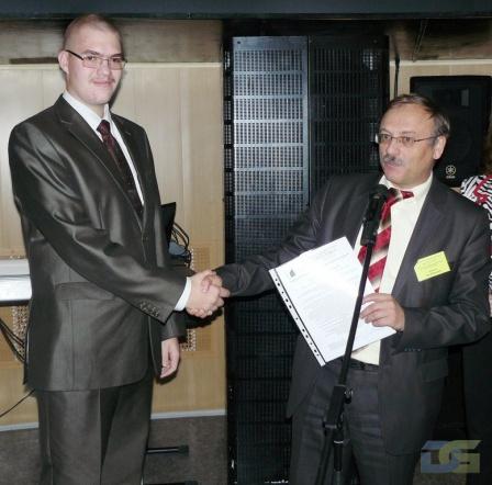 Награждение лучших по итогам 2010-2011 уч. года