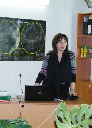 Семинар для педагогов ведет Федоровская Елена Олеговна, кандидат биологических наук,