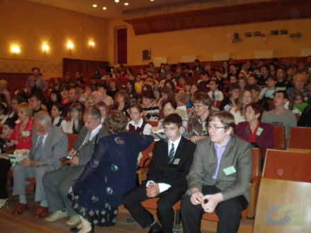 Первые шаги в науку-2009 1