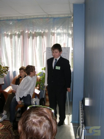 Первые шаги в науку-2009 17