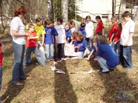 Первые шаги в науку-2006 5